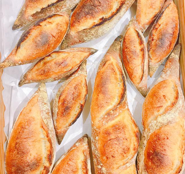 低温熟成フランスパン